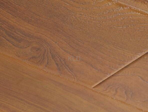 Model:HPW886 Pressed u-groove Laminated Flooring