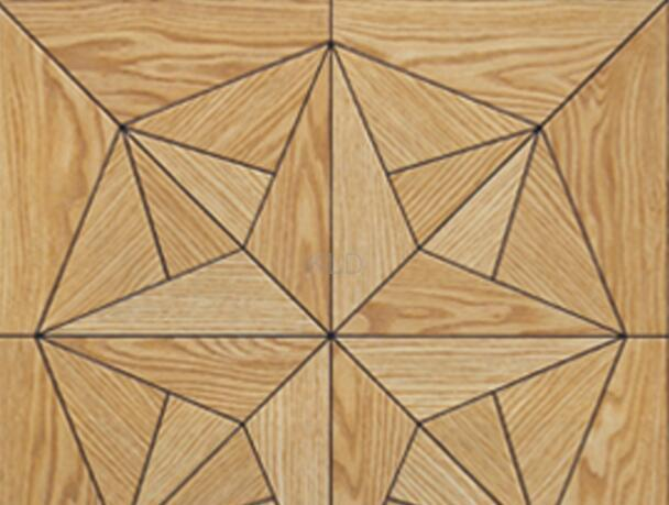 Model:JS604 Parquet Laminate Flooring